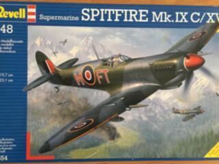 1/48 Spitfire IX C/XVI