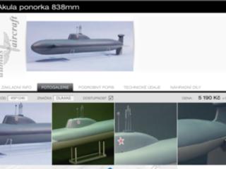 Akula ponorka