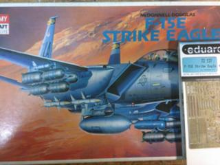 F15E Strike Eagle