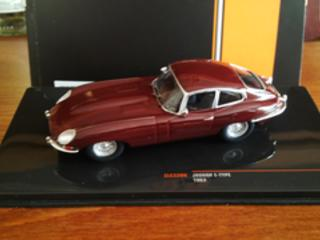 Jaguar E-Type 1963 1:43
