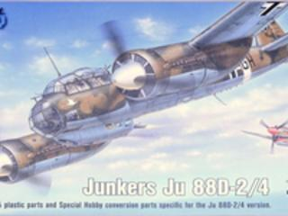 Junkers Ju 88D-2/D-4 Special Hobby