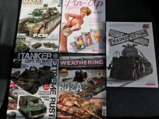 Knihy/časopisy