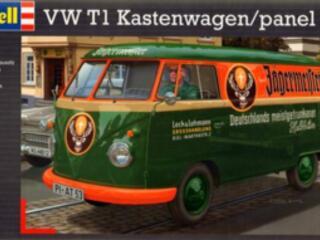 Koupím díly stavebnice VW T1 1/24 od Revell