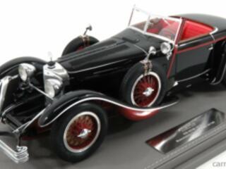 KOUPÍM - ILARIO - MERCEDES BENZ 680S SPIDER - 1928