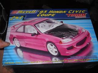 Kúpim Model HONDA CIVIC COUPE 93 od Revell