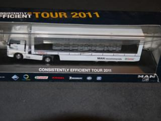 MAn Efficient Tour 2011