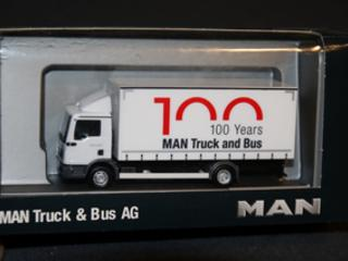 MAN TGL 100 Years