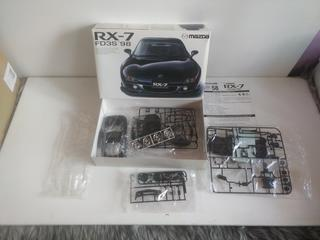 Mazda rx7 fd3s aoshima 1/24