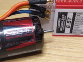 NOSRAM Cobra 6.5T / Nr.90550 - Brushless motor