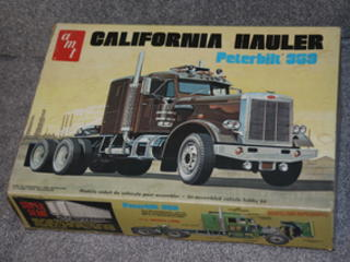 Peterbilt California Hauler AMT