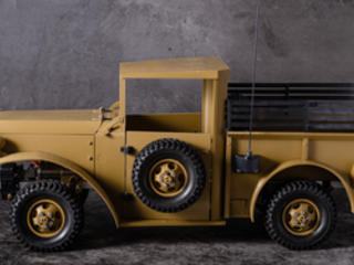 Power Wagon M37