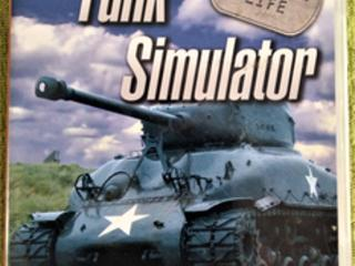Prodám: PC CD - ROM / Tank Simulator / Sherman