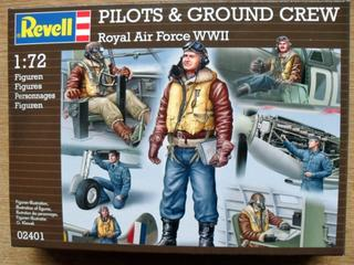 RAF personal 1/72 revell