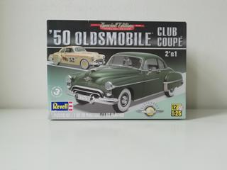 Revell 50 Oldsmobile Club Coupe