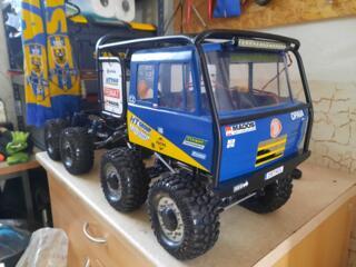 Tatra trial 8x8